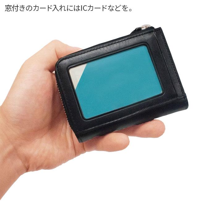 栃木レザー コンパクト財布