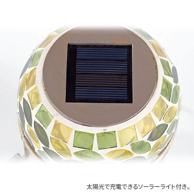 カレード ソーラーガーデンライト 3色セット
