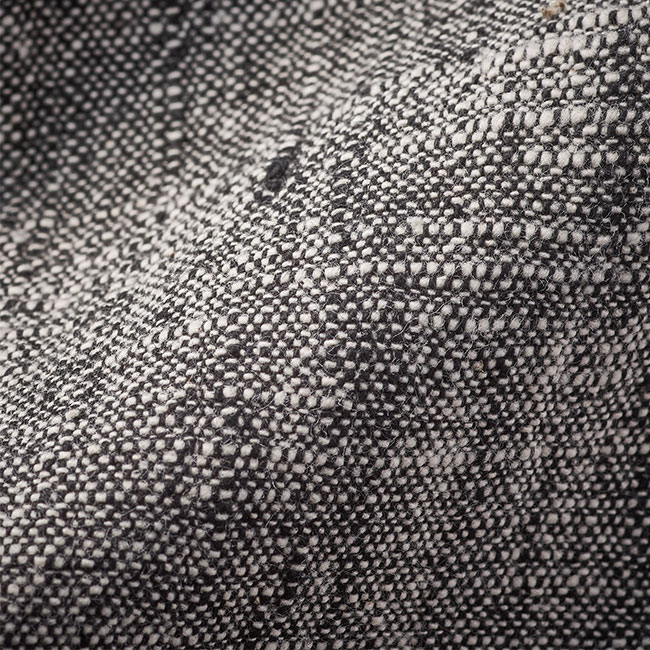 ガラ紡ストレートパンツ
