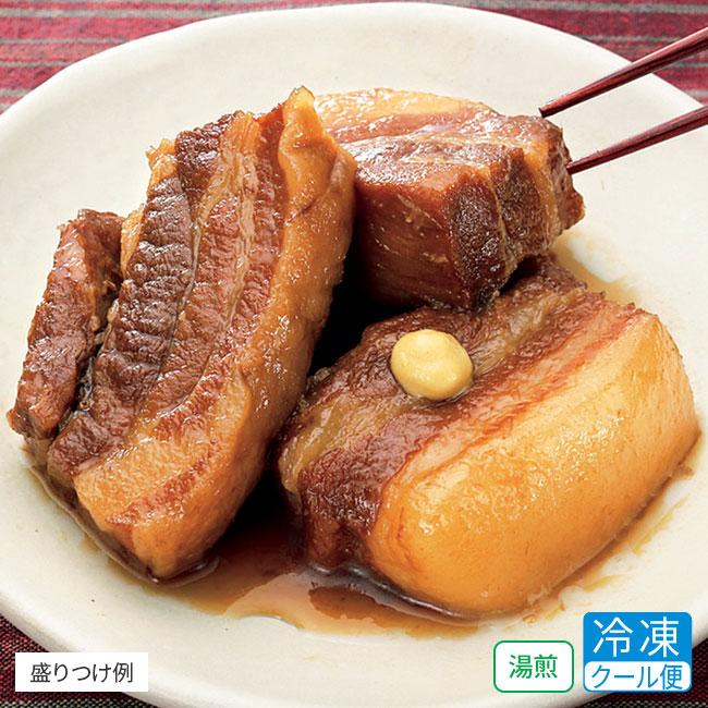 九州産豚の角煮 4袋