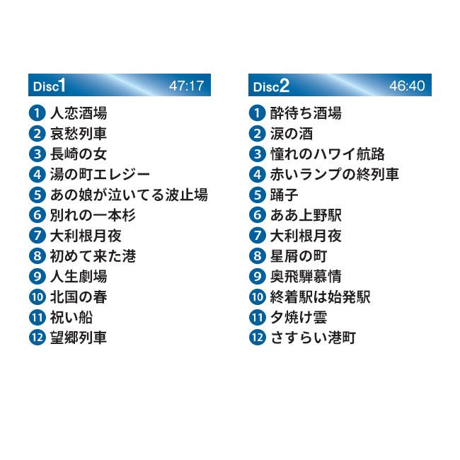 三山ひろし昭和の流行歌CD