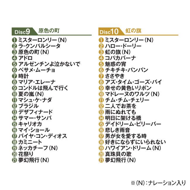 ジェットストリームフォーエバー CD10枚組