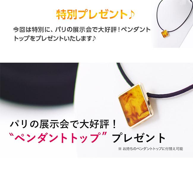 磁気ネックレス<大人の癒し>