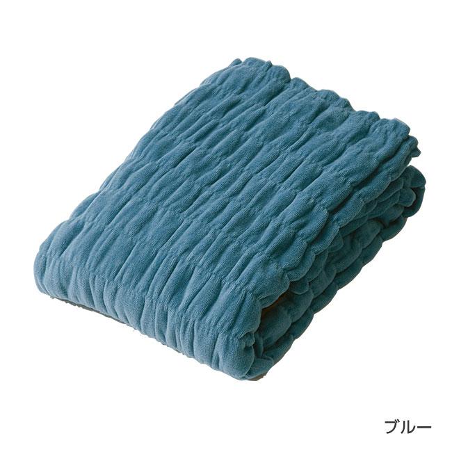 発熱コットン毛布
