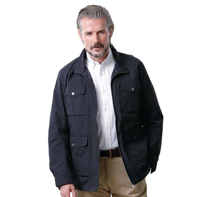 8ポケットトラベルジャケット