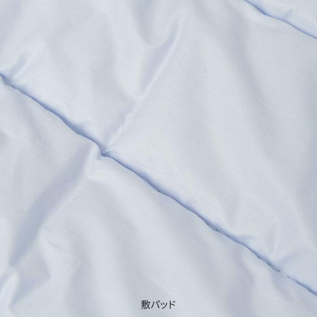 テイジンアクフィット2×消臭ソムリエ消臭・防ダニ・抗菌防臭敷きパッド