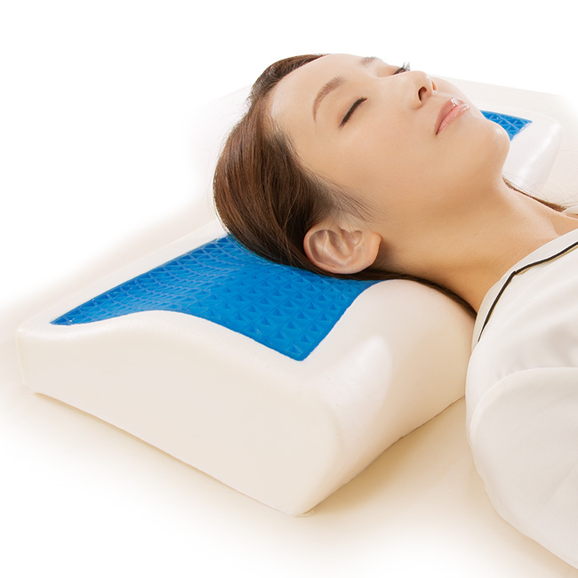 プレミアム3Dゲル枕