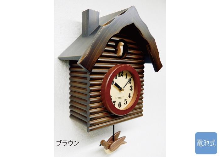日本製さんてる手作り鳩時計