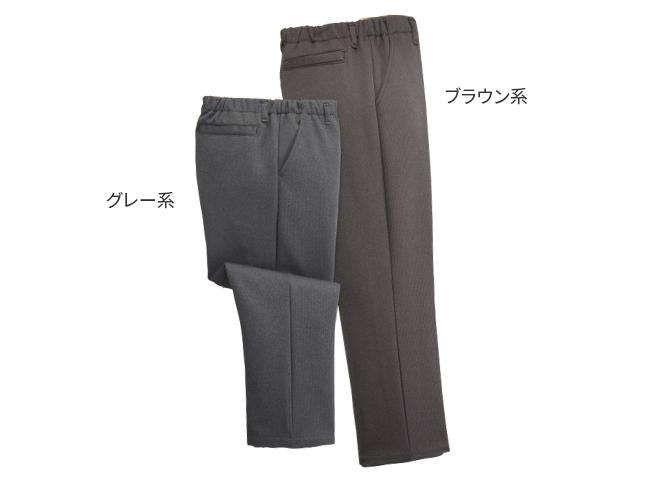 日本製あったか楽々パンツ2色組