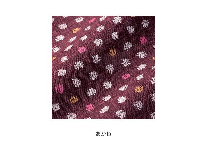 日本製 和柄プリントらくらくモンペ3色組