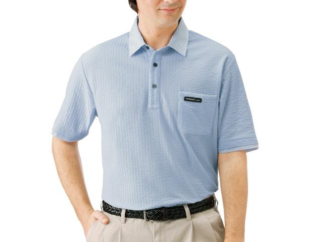 吸汗速乾ポロシャツ3色組