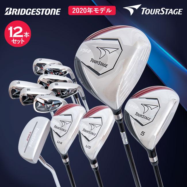 ブリヂストンゴルフ TOURSTAGE V562 12本セット