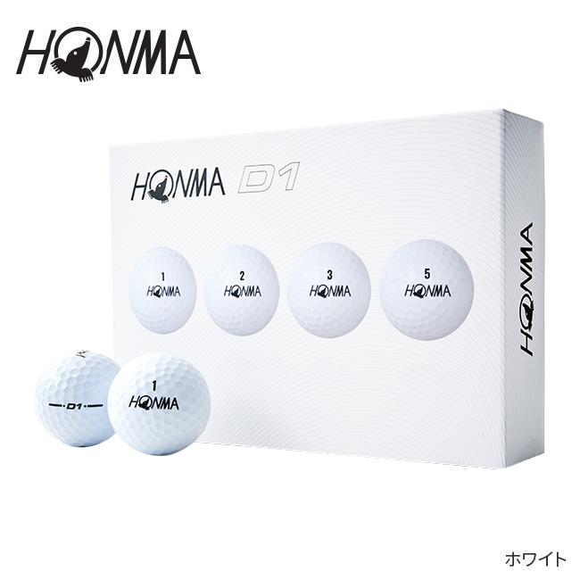 HONMA NEW D1 ゴルフボール 3ダースセット