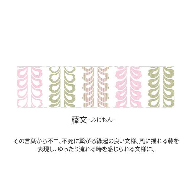 「うつろひ」藤文ガーゼケット