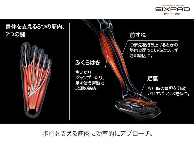SIXPAD Foot Fit(フットフィット)