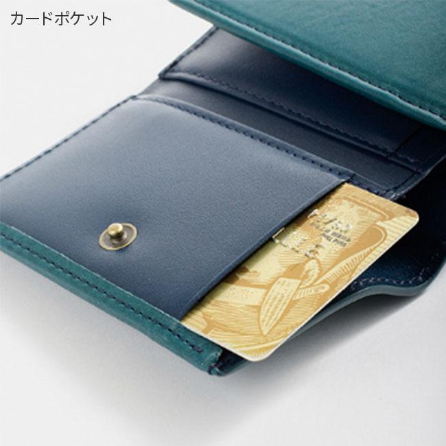 アックス フィオーレスタンダード 三つ折り財布