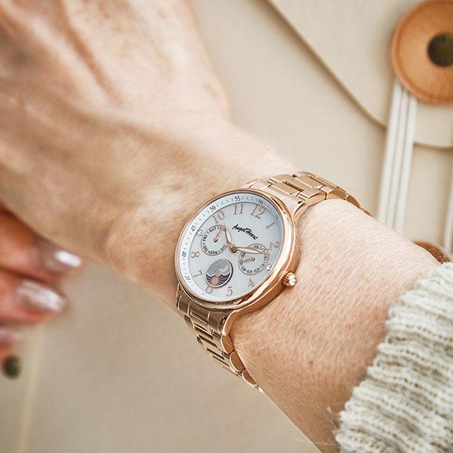 Angel Heart 腕時計(メタルブレスタイプ)