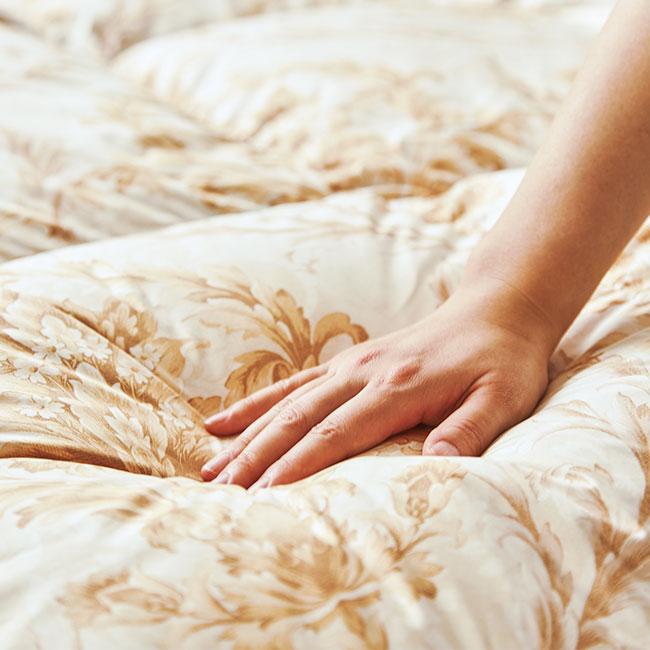 寝具の老舗「西川」羽毛掛け布団特別セット