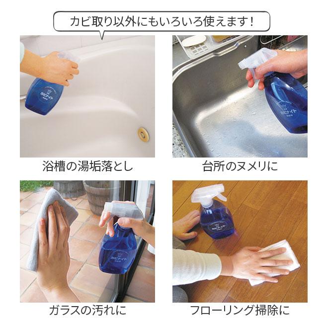 乳酸カビ取り剤 カビナイトNeo 4Lセット