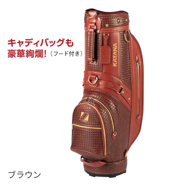 カタナ ニンジャ Non-Conforming クラブセット 14本組