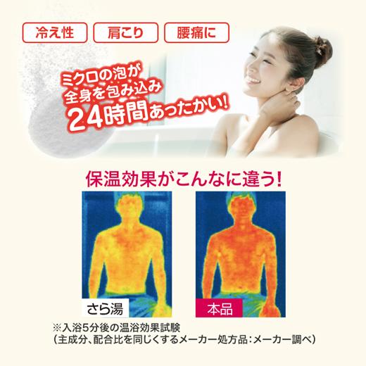 薬用重炭酸入浴剤「ナチュラルバス」 30錠セット