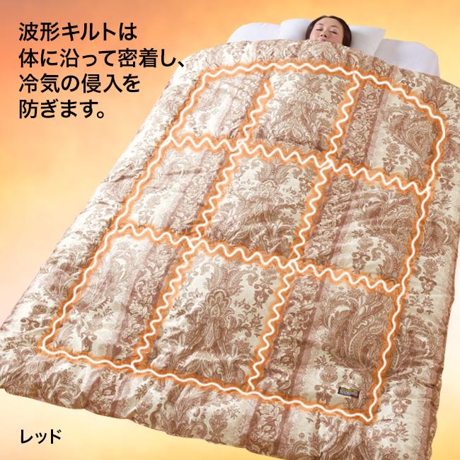 3MTMシンサレートTM高機能中綿素材使用掛け布団【極】