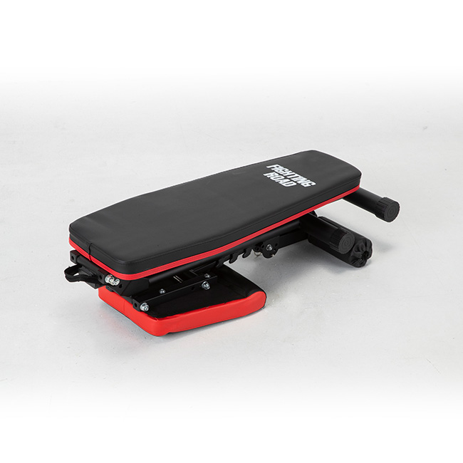 <ゼビオ>トレーニングベンチ 折り畳み式 インクラインベンチ 耐荷重300kg