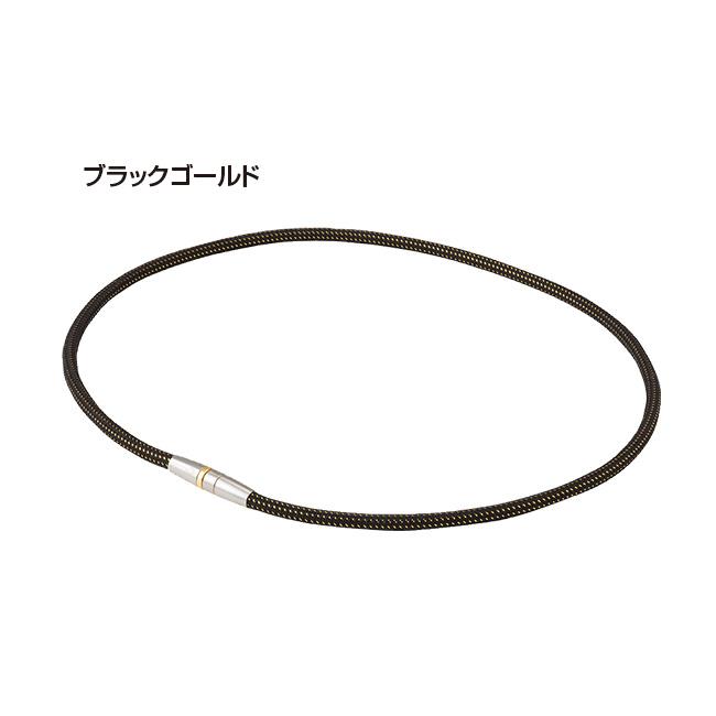 <ファイテン>RAKUWA 磁気チタンネックレス メタルトップ