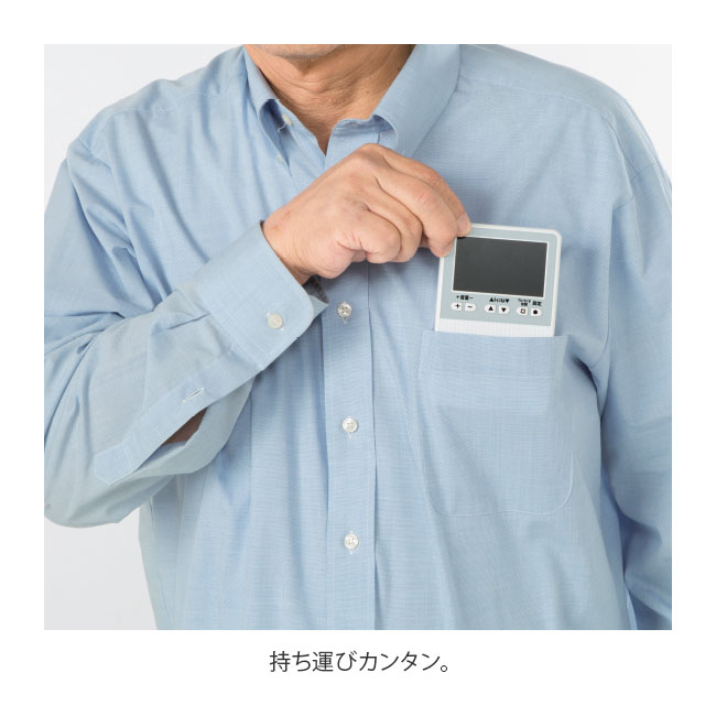 液晶テレビ付きポケットラジオ