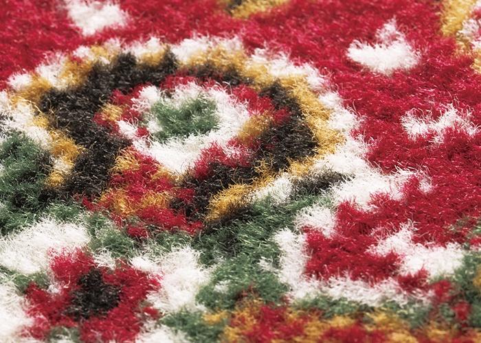 ベルギー製ウィルトン織王朝カーペット