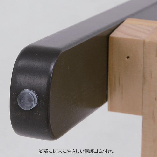 木製ハンガーラック