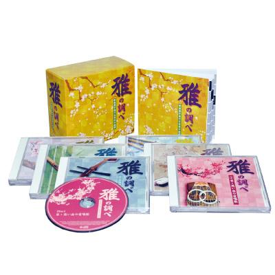 雅の調べ 和楽器が奏でる日本の旋律CD6枚組