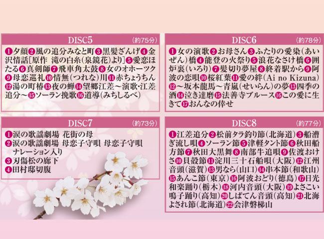 金田たつえ プレミアムBOX CD8枚組