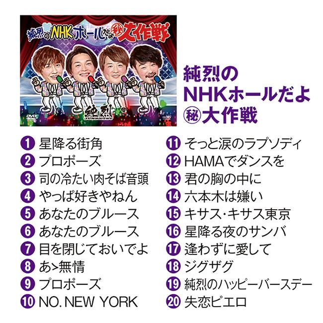 純烈DVD+CDベスト2枚組
