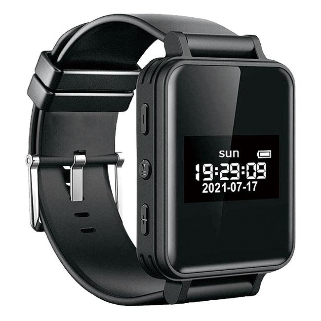 腕時計型ボイスレコーダー