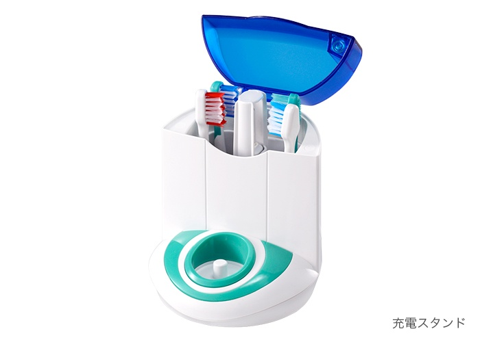 音波振動歯ブラシ デンタルソニックプロ・リニア 別売替えブラシ