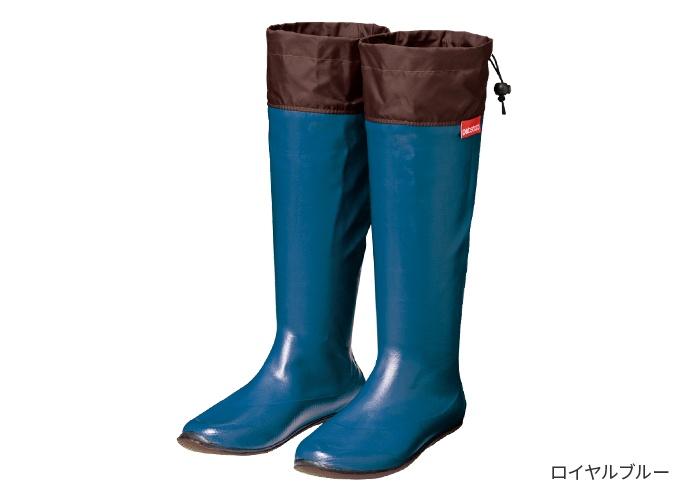 携帯可能な防水ブーツ ポケブー