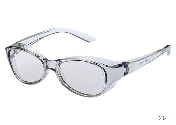 ブルーライトカット!メガネ型拡大鏡
