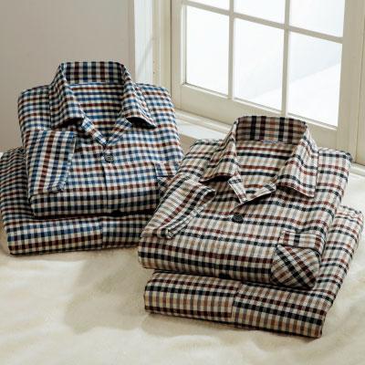 播州織ふんわりパジャマ2色組