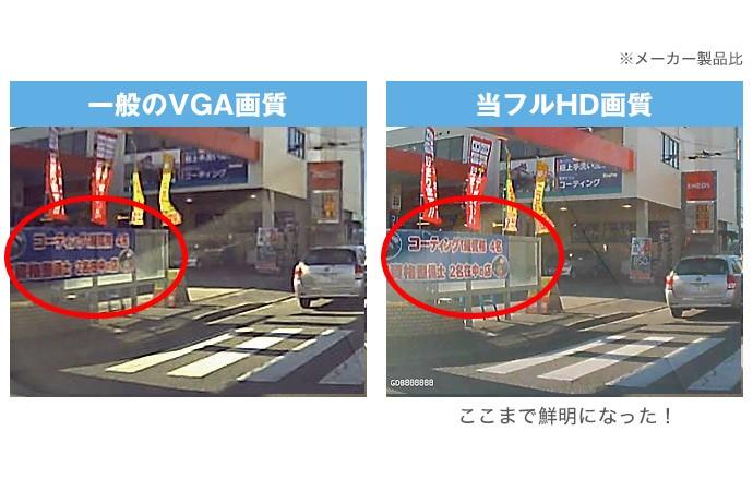 <駐車監視機能付き>NEWドライブレコーダー