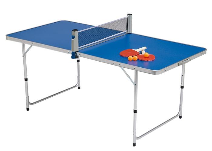 折りたたみテーブル卓球セット