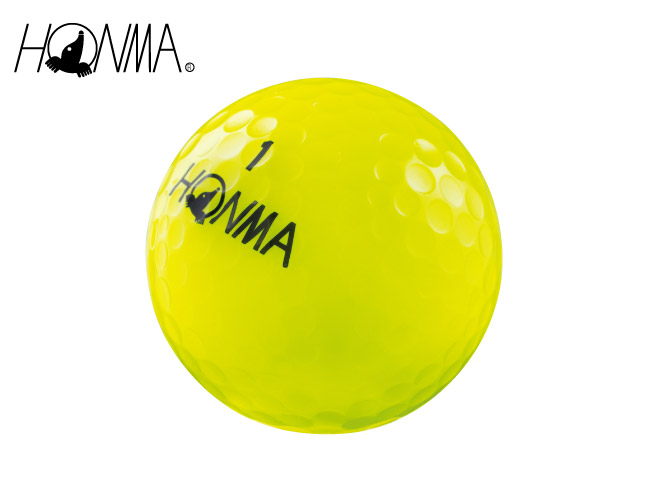 HONMA NEW D1ゴルフボール よりどり4ダース