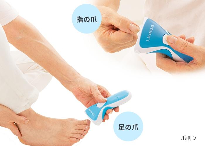 電動爪削りスペシャルセット