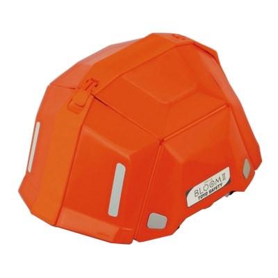備えて安心 折りたたみヘルメット
