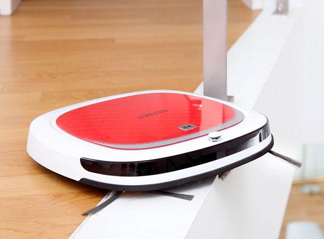 <エコバックス>ロボット掃除機 DEEBOT 35