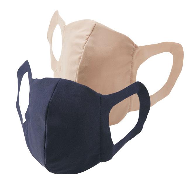 【送料無料】耳にやさしい!洗える布マスク 6枚セット