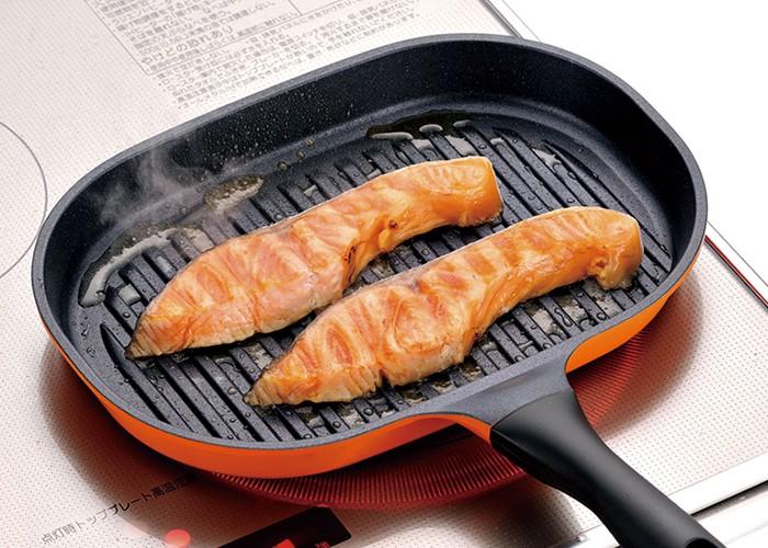 切身魚にちょうど良い魚焼パン