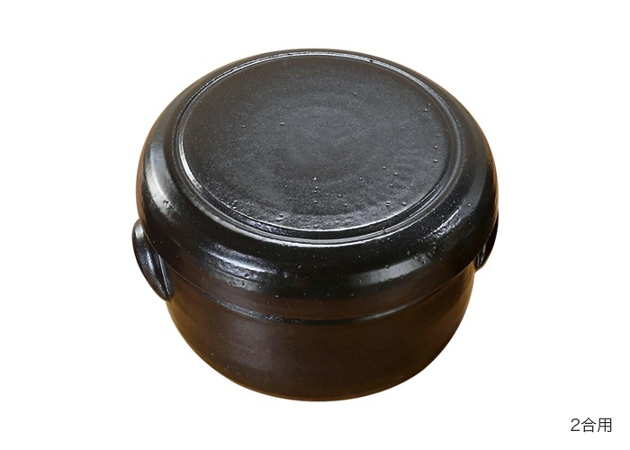 冷蔵庫用陶器のおひつ
