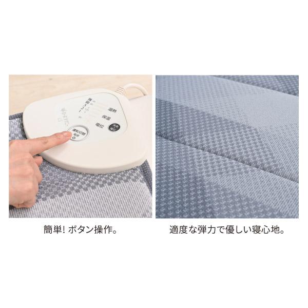 電位温熱組み合わせ家庭用医療機器 ローズテクニー