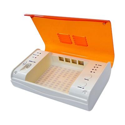 補聴器用UV消毒乾燥器